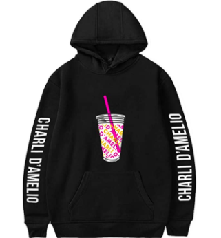 Charli D'Amelio hoodie