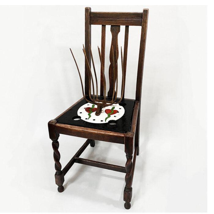 Stoltzfus Devil Chair